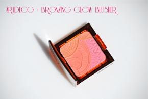 ARTDECO Bronzing Glow Blusher opener