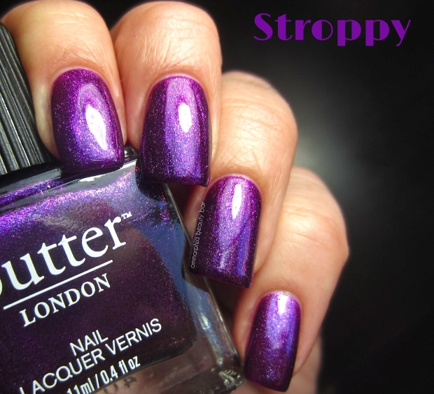 BL Stroppy swatch