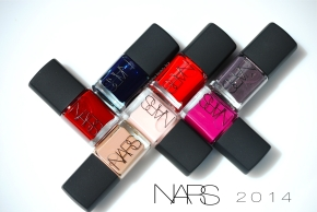NARS 2014 lacquers opener