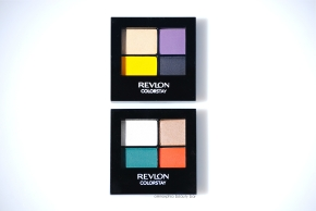 Revlon Rio Rush Eyeshadow palettes opener