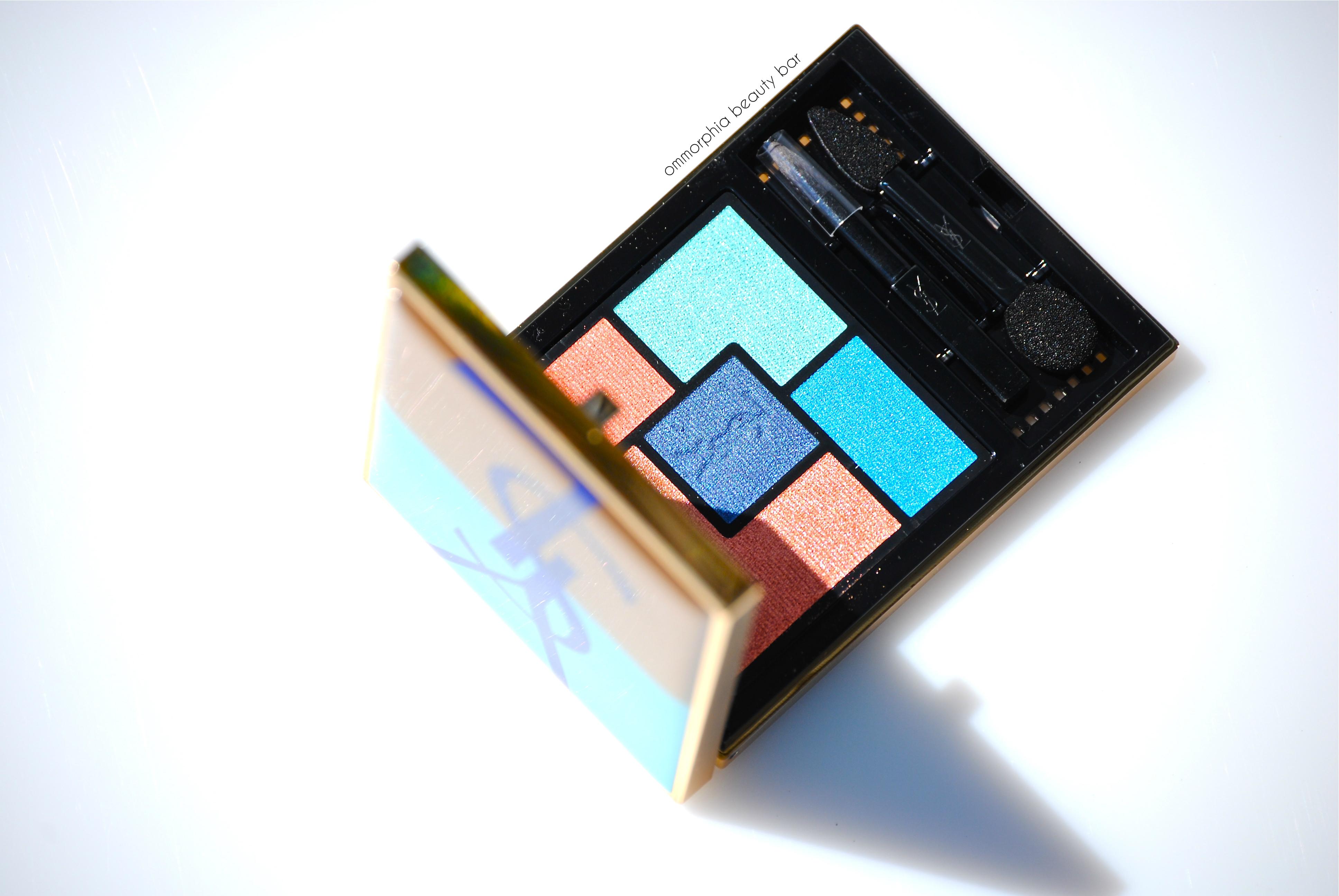 YSL Bleus Lumiere Summer 2014 Makeup Collection advise