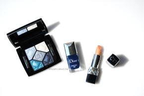 Dior Carré Bleu trio opener