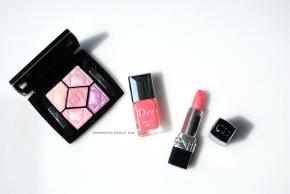 Dior Rose Tutu trio opener