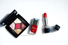 Dior Trafalgar trio opener