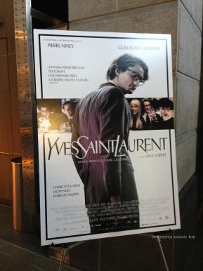 YSL movie premiere opener