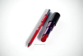 UD Mrs. Mia Wallace Lip Pencil & Lipstick opener