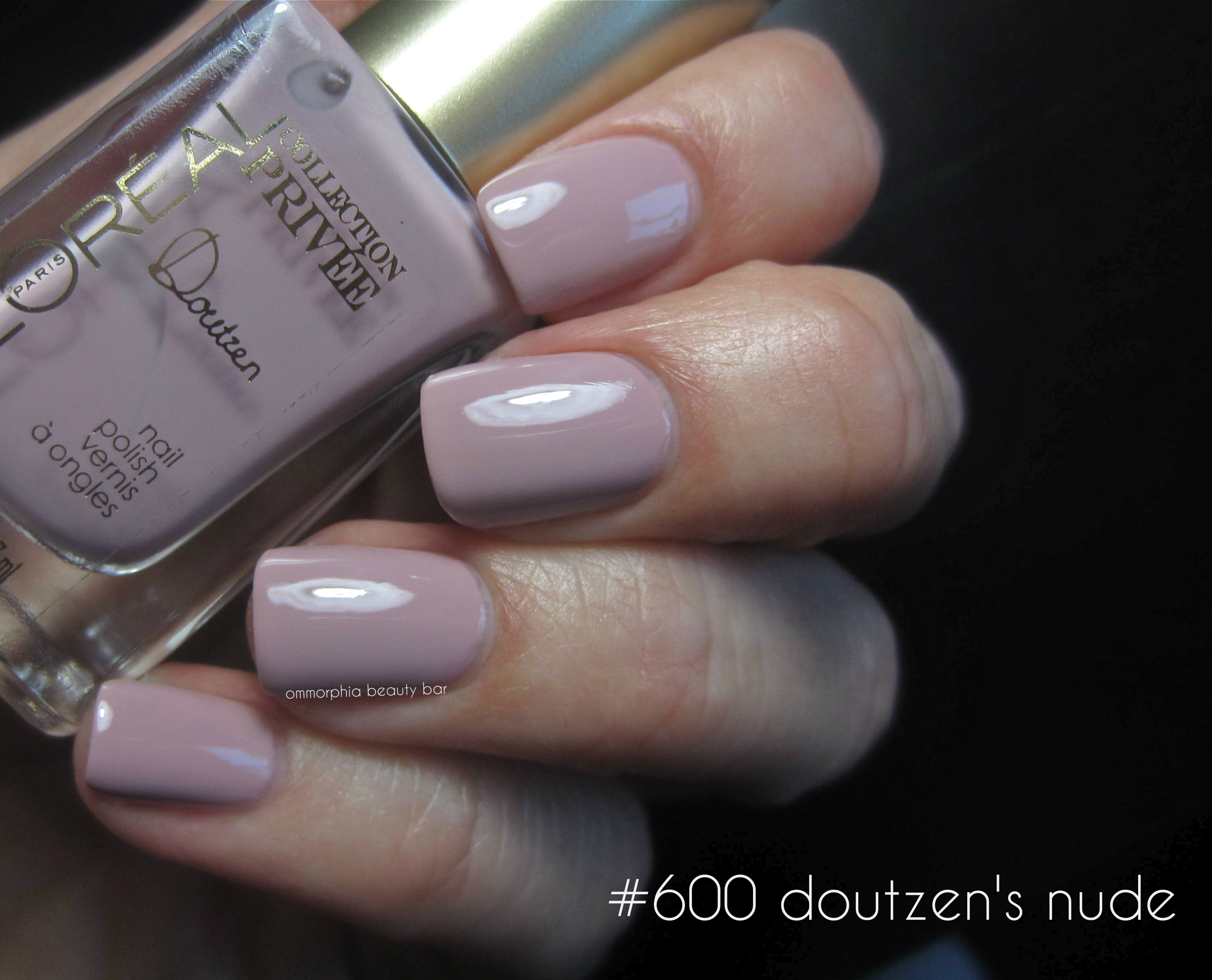 L\'Oréal Paris | Collection Privée Exclusive Nudes Nail Polish 2014 ...